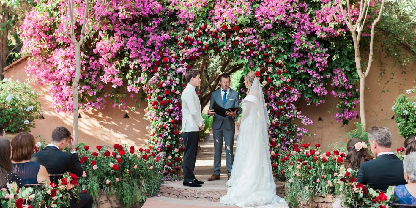 marrakech wedding officiant