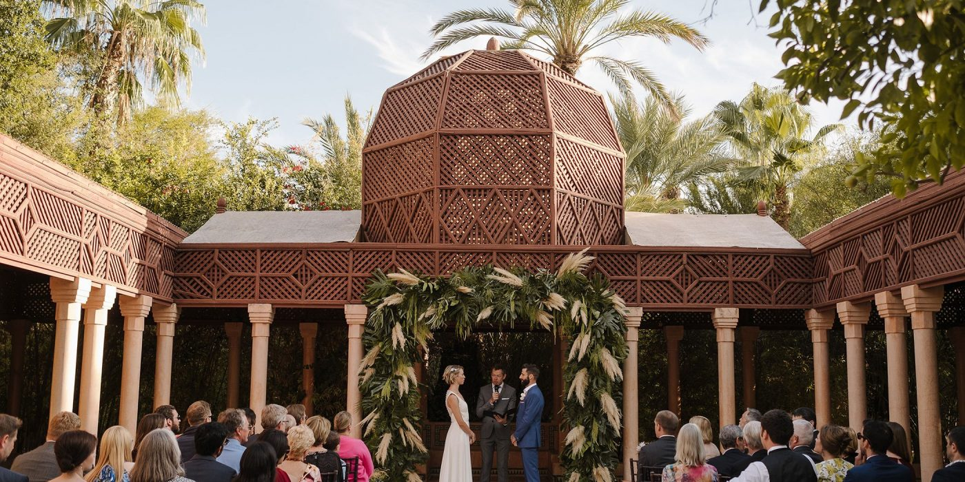 wedding celebrant marrakech