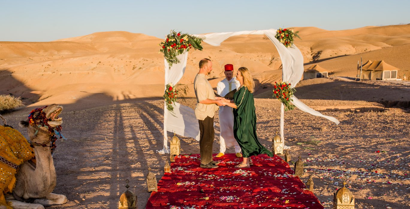 vow renewal marrakech