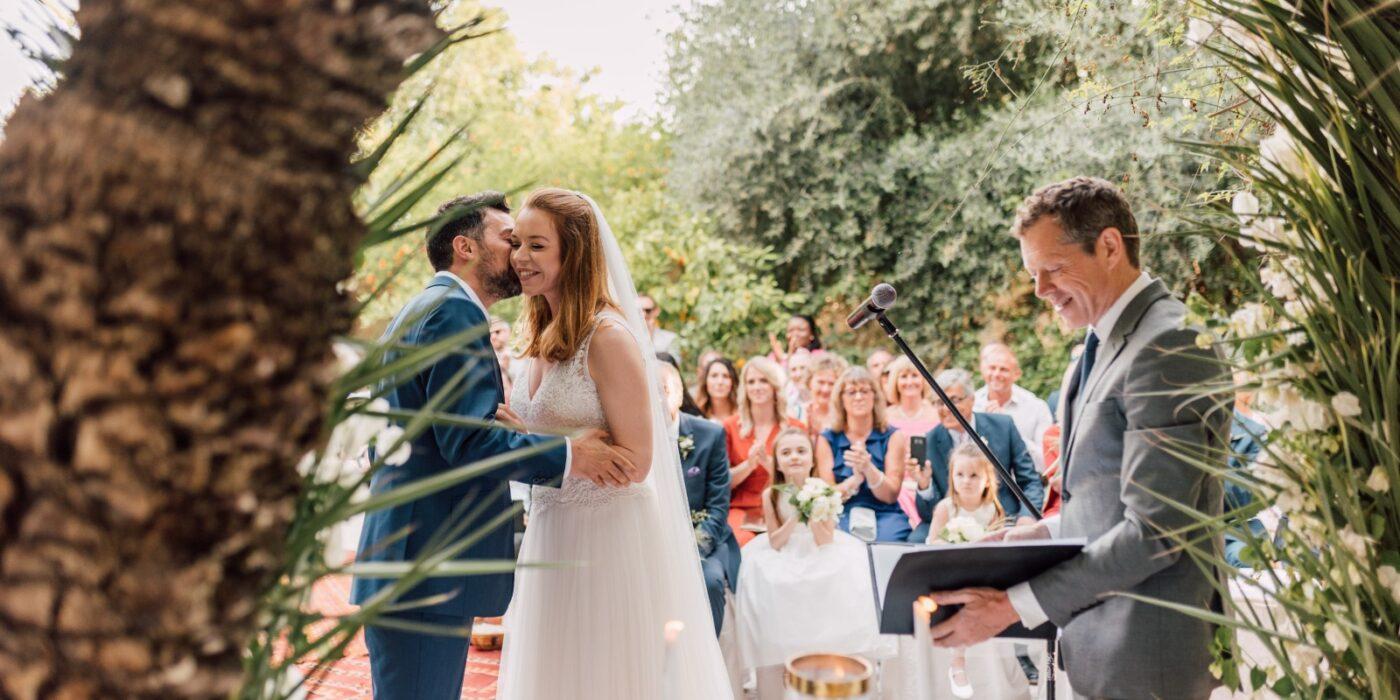 wedding celebrant marrakech